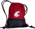 Washington State Cougars NCAA School String Pack Backpack