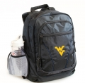 West Virginia Mountaineers NCAA 2 Strap Laptop School Backpack-FREE SHIPPING