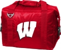 Wisconsin Badgers NCAA 12-Pack Cooler-FREE SHIPPING