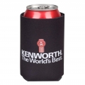 Kenworth Black Cool-Apsible Koozie Drink Cooler-FREE SHIPPING
