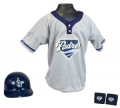 San Diego Padres MLB Youth Helmet and Jersey Set