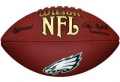 Philadelphia Eagles Collectible Composite NFL Wilson Football