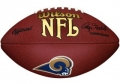 St. Louis Rams Collectible Composite NFL Wilson Football