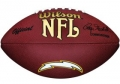 San Diego Chargers Collectible Composite NFL Wilson Football