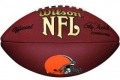 Cleveland Browns Collectible Composite NFL Wilson Football