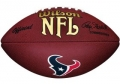 Houston Texans Collectible Composite NFL Wilson Football