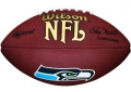 Seattle Seahawks Collectible Composite NFL Wilson Football