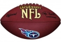 Tennessee Titans Collectible Composite NFL Wilson Football