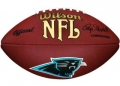 Carolina Panthers Collectible Composite NFL Wilson Football
