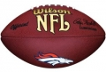 Denver Broncos Collectible Composite NFL Wilson Football