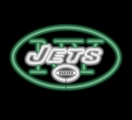 New York Jets Commercial Grade NFL Neon Pub Sign-FREE SHIPPING