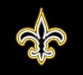 New Orleans Saints Commercial Grade NFL Neon Pub Sign-FREE SHIPPING
