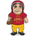 Iowa State Cyclones Dancing Musical Halfback Mascot Doll