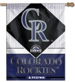 "Colorado Rockies MLB 27"" x 37"" Vertical Outdoor Flag"