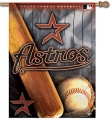 "Houston Astros MLB 27"" x 37"" Vertical Outdoor Flag"