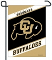 "Colorado Buffaloes 11"" x 15"" NCAA Garden Flag"
