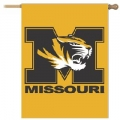 "Missouri Tigers 11"" x 15"" Big 12 Garden Flag"