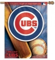 "Chicago Cubs MLB 27"" x 37"" Vertical Outdoor Flag"