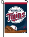 "Minnesota Twins 11"" x 15"" MLB Garden Flag"