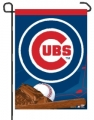 "Chicago Cubs 11"" x 15"" MLB Garden Flag"