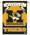 "Missouri Tigers 27"" x 37"" Vertical Outdoor Pole Flag"