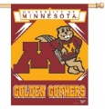 "Minnesota Golden Gophers 27"" x 37"" Vertical Outdoor Flag"