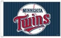 Minnesota Twins MLB 3 x 5 Flag