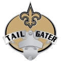 New Orleans Saints Tailgater NFL Trailer Hitch Cover