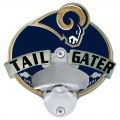 St. Louis Rams Tailgater NFL Trailer Hitch Cover