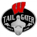 Wisconsin Badgers Tailgater NCAA Trailer Hitch Cover