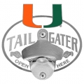 Miami Hurricanes Tailgater NCAA Trailer Hitch Cover