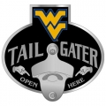 West Virginia Mountaineers Tailgater NCAA Trailer Hitch Cover