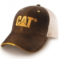 Caterpillar CAT Micro-Cord and Mesh Cap