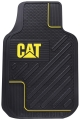 Caterpillar CAT All Weather Rubber Vinyl Front Floor Mats