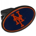New York Mets MLB Oval Hitch Cover