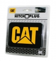 Caterpillar CAT Black & Yellow Hitch Cover