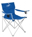 LA Dodgers MLB Deluxe Nylon Tailgate Chair
