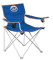 New York Mets MLB Deluxe Nylon Tailgate Chair