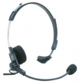 Motorola Headset w/ Swivel Boom Microphone and PTT for 2-Way Radios