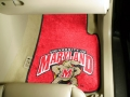 University of Maryland Terrapins 2pc Car Mats