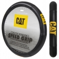 Caterpillar CAT Elite Speed Grip Steering Wheel Cover