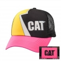 Caterpillar CAT Ladies' Pop of Neon Colors Cap