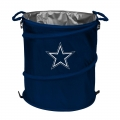 Dallas Cowboys NFL Collapsible Trash Can
