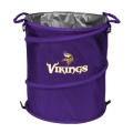 Minnesota Vikings NFL Collapsible Trash Can