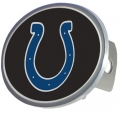 Indianapolis Colts Oval Hitch Cover