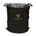 New Orleans Saints NFL Collapsible Trash Can