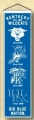 "Kentucky Wildcats NCAA Wool 8"" x 32"" Heritage Banners"