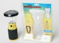 "SolaDyne Solar Powered 7"" Mini Solar Lantern"