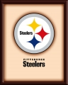 Imperial USA Pittsburgh Steelers 3D Wooden Wall Art