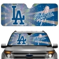 Los Angeles Dodgers Automobile Sun Shade